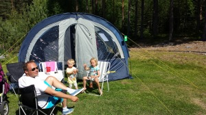 Campingfrokost