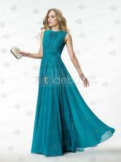 Nydelig kjole, men litt tett hals